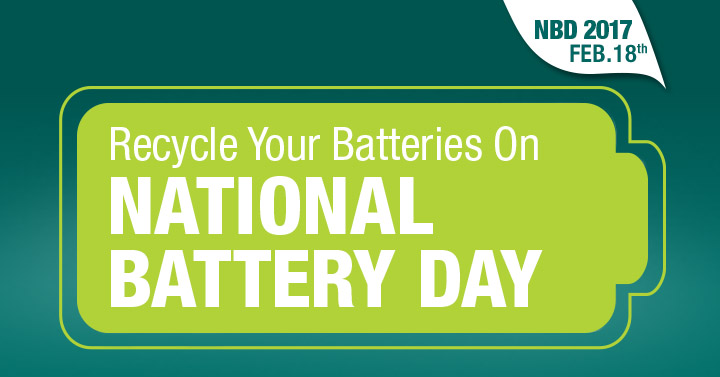 2017 National Battery Day