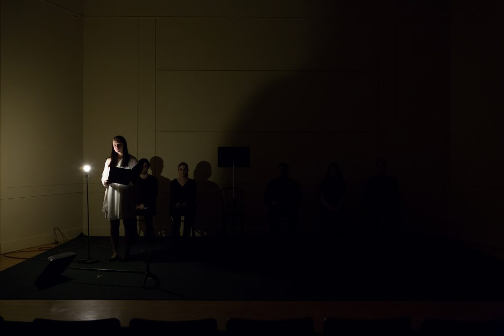 How I lost my Mind: A Ghost Story by Kayla Fernekees directed by Sam St. Jean