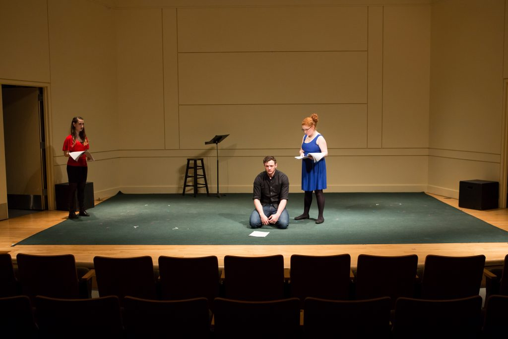 The Narcissist by Leo Curran directed by Meg Anchukaitis