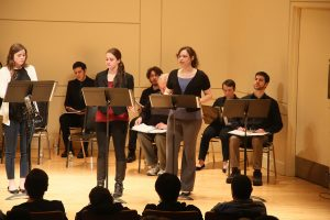 King Lear: A Staged Reading