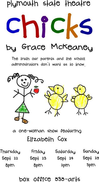 chicks poster