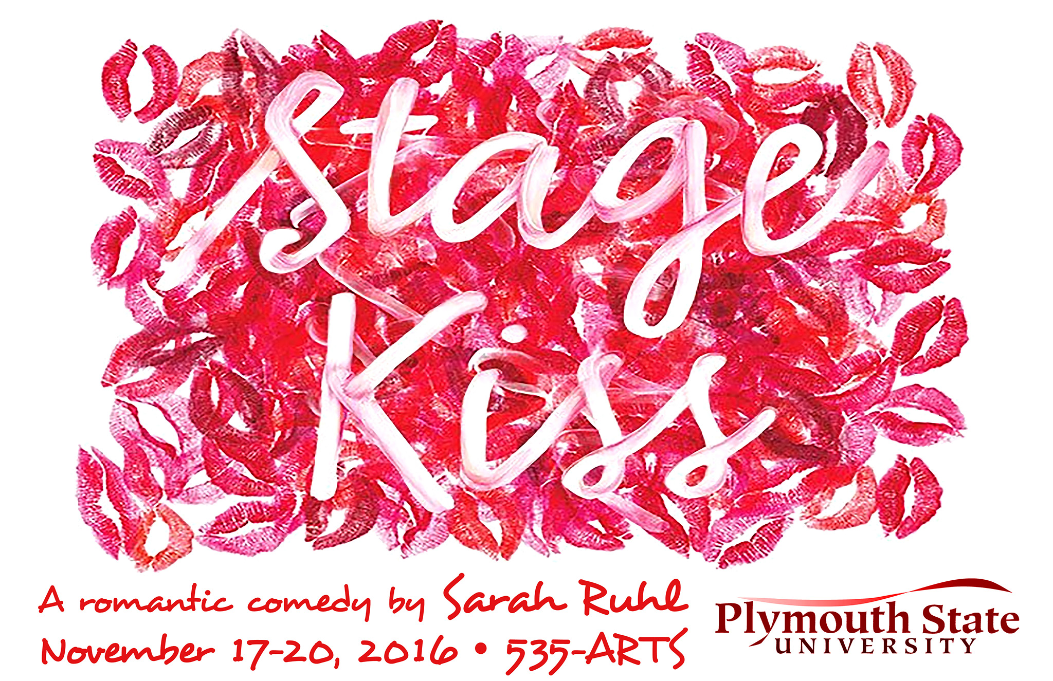 PSU stage kiss poster web size