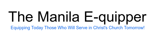 The Manila E-quipper