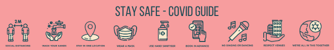 Stay Safe Covid Guide