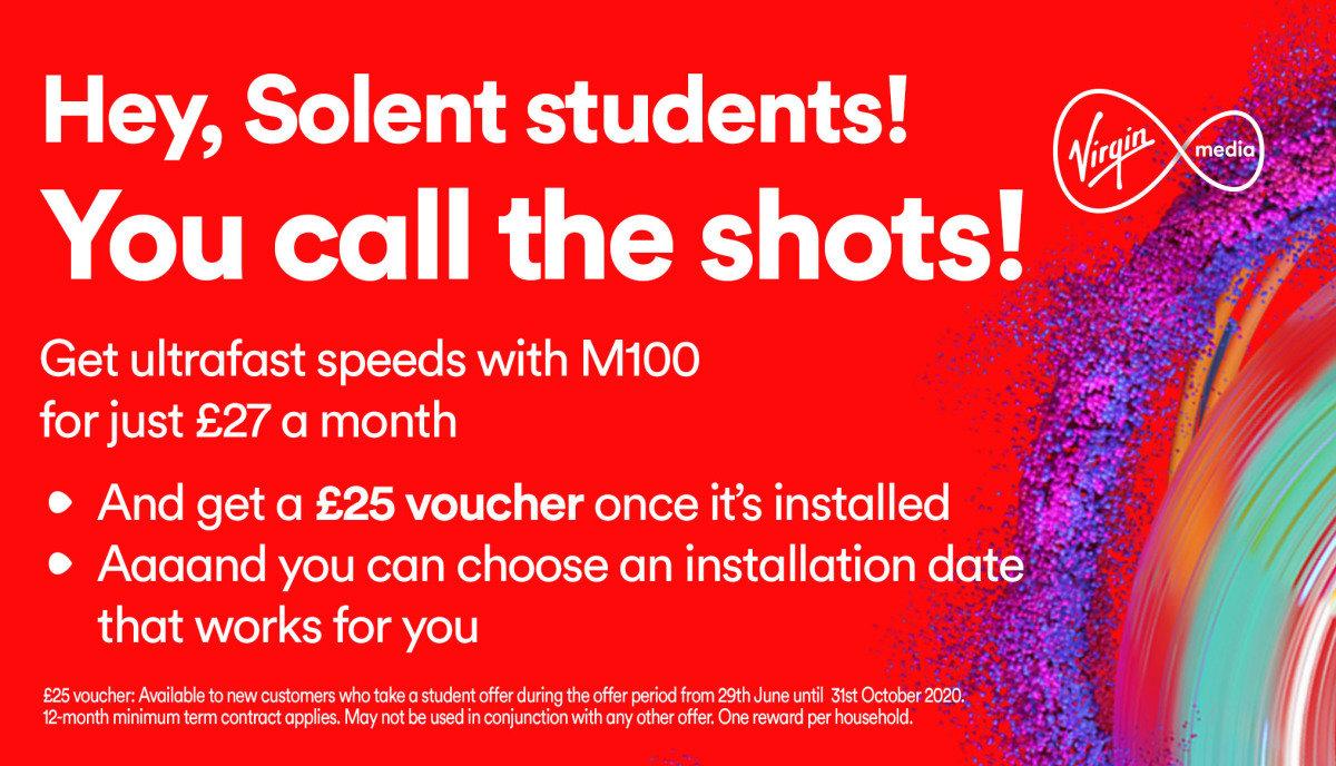 Virgin Media Student Deal
