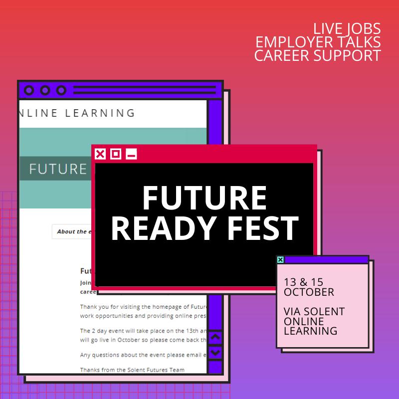 Solent Futures: Future Ready Fest