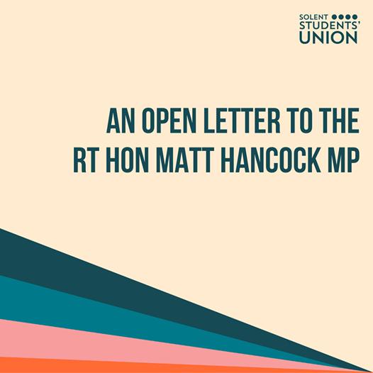 Open Letter To Matt Hancock