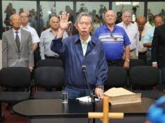 Anulan indulto a Alberto Fujimori y ordenan captura