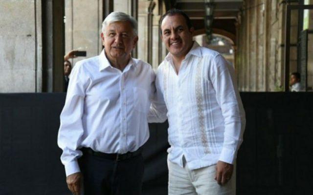 Respaldo sin limitaciones a Cuauhtémoc: Andrés Manuel