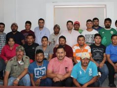 Jornaleros de Campeche se van a Canadá