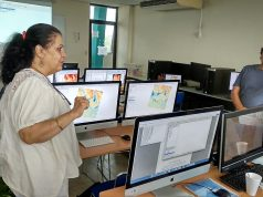 Imparten cursos de plataformas satelitales