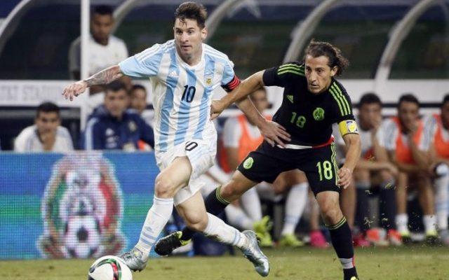 México enfrentará dos veces a Argentina en noviembre