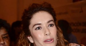Christelle Castañón rendirá informe el 25 de octubre