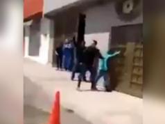 Golpean en Ecatepect a presuntos asaltantes; uno muere