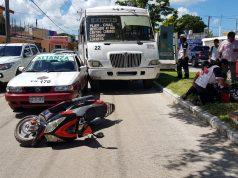 Disputa entre transportistas deja tres lesionados