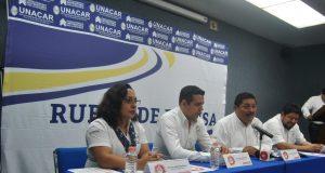 UNACAR presenta programa cultural de otoño