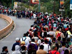 Migrantes tendrán que hacer tramites para entrar a México: Videgaray