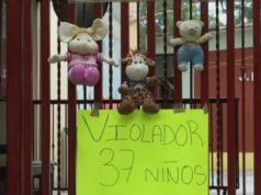 Ramón 'N' acusado de abuso sexual a 37 niños en CDMX