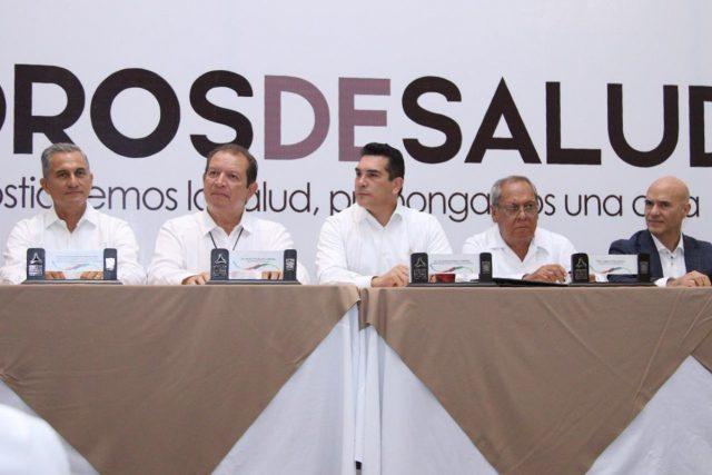 Moreno Cárdenas inauguró el Foro de Salud