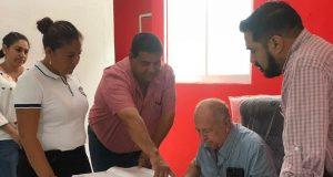 Anuncia obras en Sabancuy: SEDUOPI