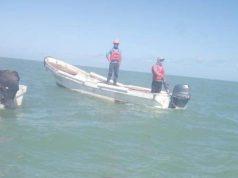 Pescadores encuentran al maratonista