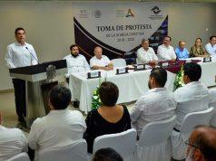 Gobernador respaldará a constructores locales