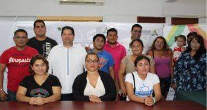 Campechanos viajan a Querétaro por movilidad laboral
