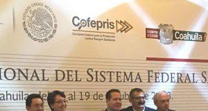 Reconocen a Campeche en la Reunión Nacional del Sistema Federal Sanitario