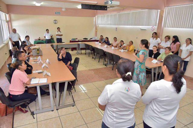 Autoridades municipales reciben capacitación