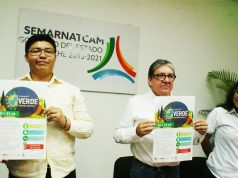 "Semarnat apoya proyecto ""Campo verde"""