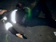 Conductor que golpeó a mujer policía tiene ¡63 multas!