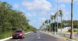 Carretera Costera en un 98%