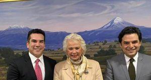 AMC se reúne con futuros titulares de Gobierno Federal