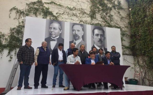 Ciudadanos campechanos aprueban Tren Maya