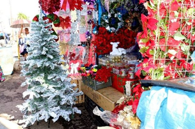 Inicia la venta pre-navideña