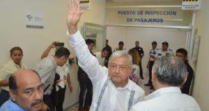 'Voy a representar a México con dignidad'.- AMLO