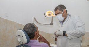Casos de cáncer bucal; en personas de cuarenta años