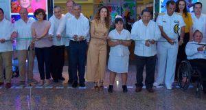 Inaugura 4ta Jornada de discapacidad