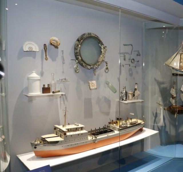 Museo subacuático celebra aniversario