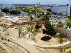 Parque Moch Cohuó y otras obras se entregarán el primer trimestre del año