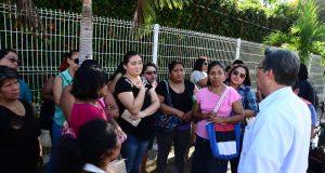 Padres de familia exigen seguridad y calidad en las escuelas