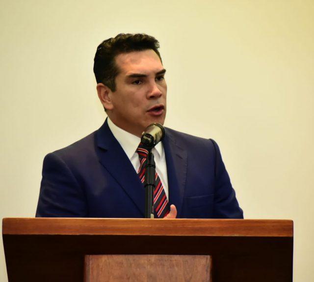 AMC preside reunión de CONAGO con SSPC