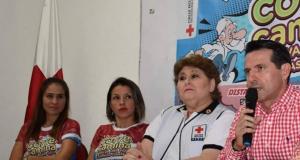 Cruz Roja Realizara carrera con causa