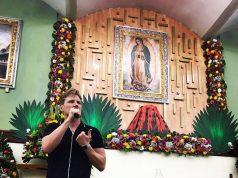 Festejan a la Guadalupana