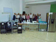 Entregan equipo a CDC de Campeche