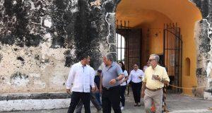 Tren Maya levantará turismo en el Estado