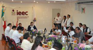 IEEC aprueba nuevo partido político en el estado