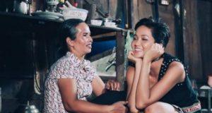 Miss Vietnam muestra humilde hogar