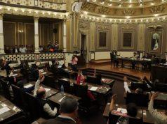 Congreso de Puebla inicia proceso para elegir gobernador interino