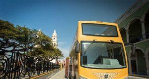 Servicios de transporte para el nuevo atractivo turístico